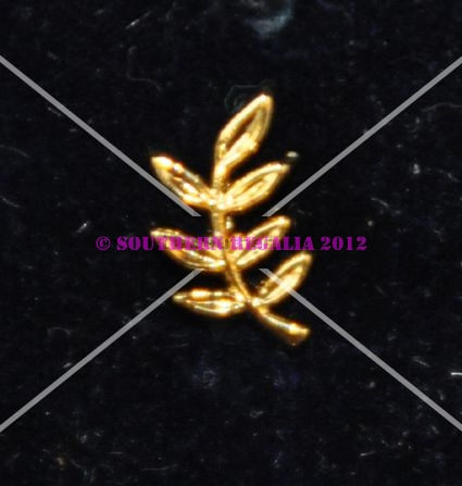 Master Masons Acacia Leaf Lapel Pin